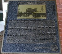 Stumpknockers plaque
