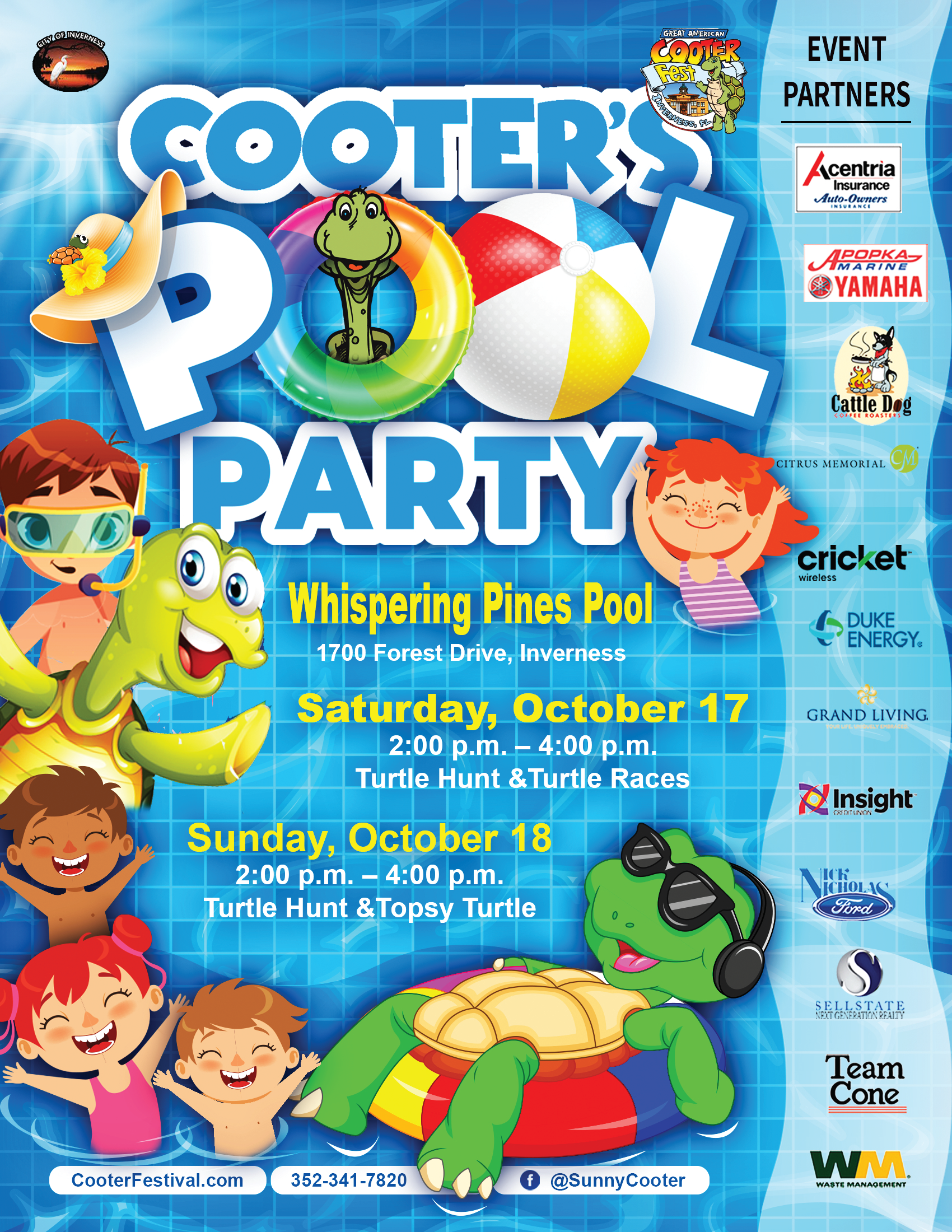Cooter - Pool Party