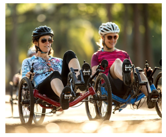 Recumbent Bike Group