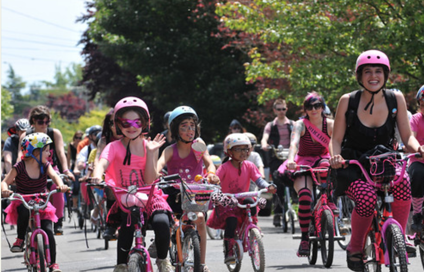 Bike Groups for Kids